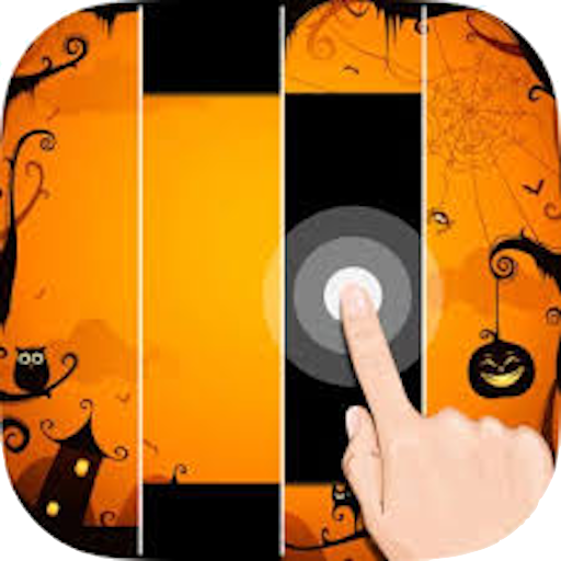 Piano Tiles Halloween]()