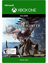 Monster Hunter: World - Xbox One [Digital Code]