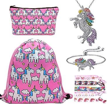 Einhorn Tasche Handtasche Handtasche Bestes Geschenk für kleine Mädchen