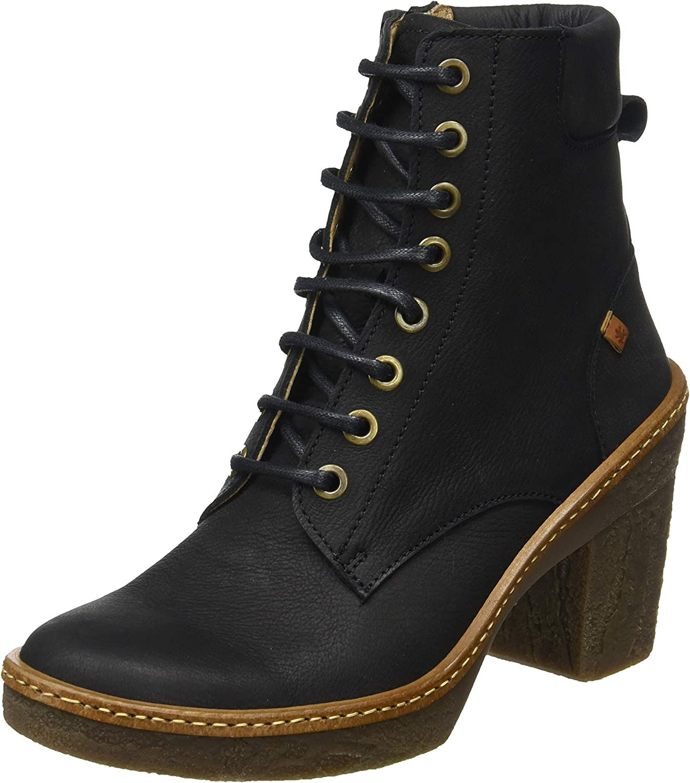 El Naturalista Women's Ankle Boots
