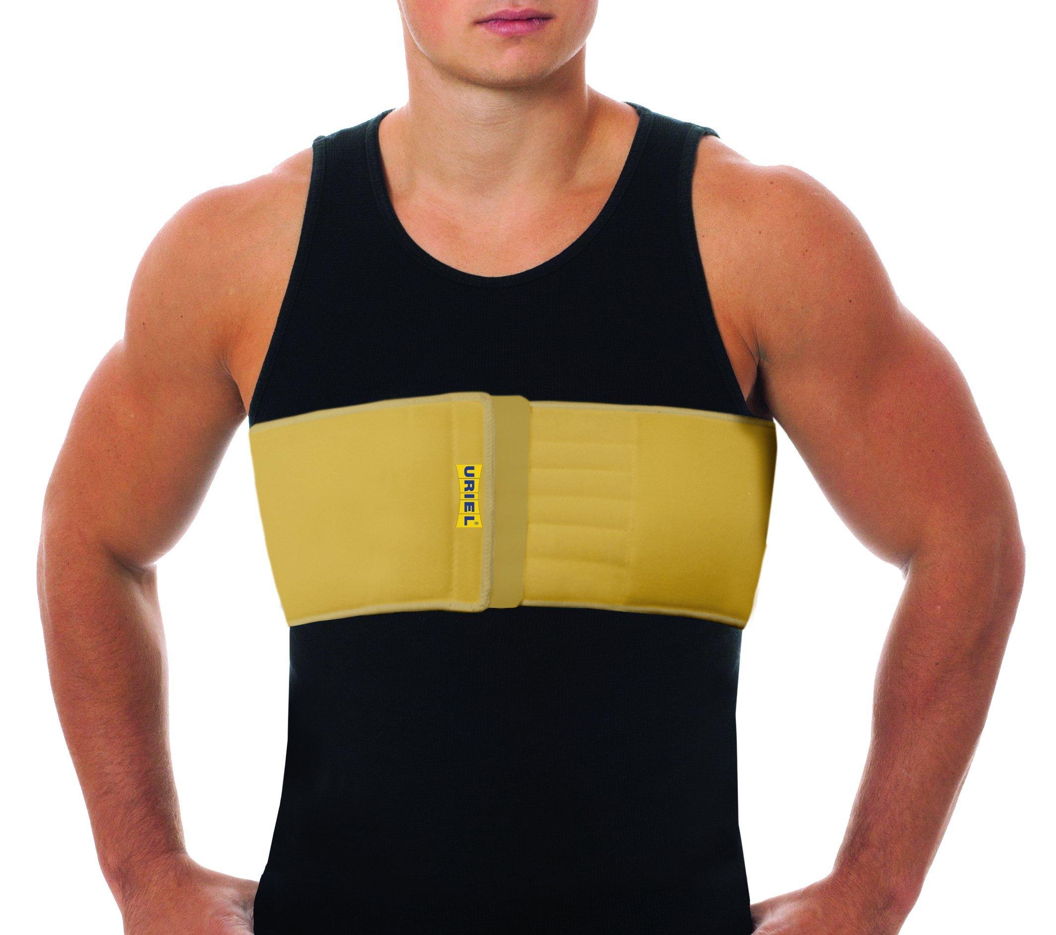 Meditex 6 Men's Rib Belt - Medium by Uriel