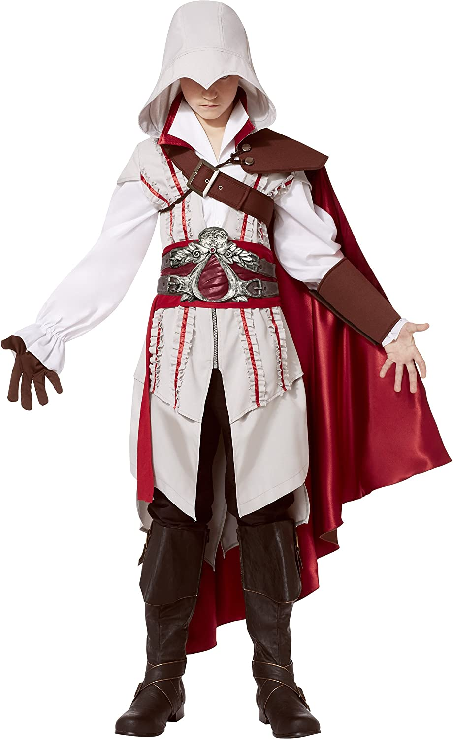 Amazon Com Spirit Halloween Teen Ezio Assassin S Creed Costume