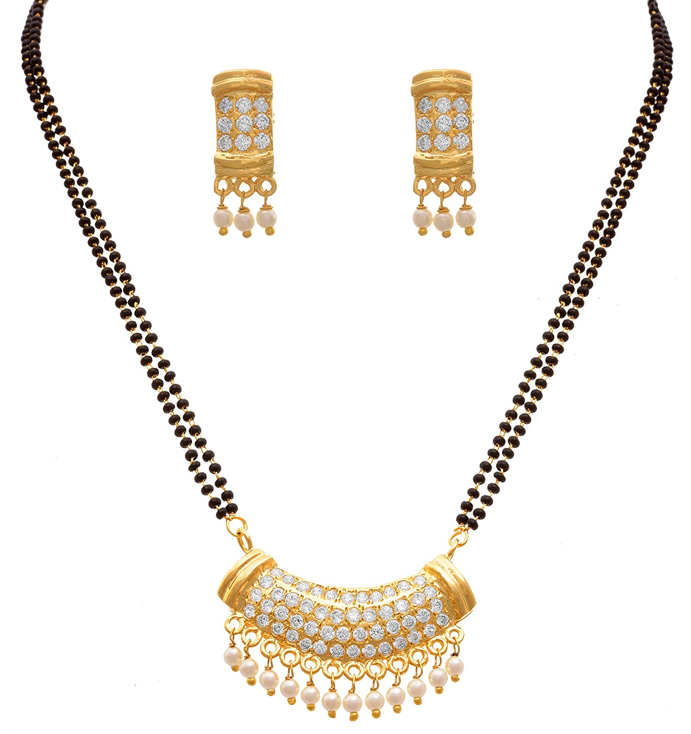New Mangalsutra Diamond Pendant Designs | Jewellry\'s Website