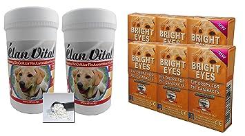 Amazon.com: Ethos brillante eyestm Nac gotas para los ojos ...