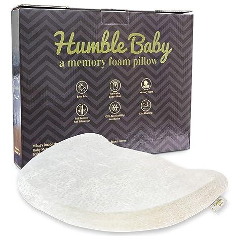 Amazon.com: Almohada de espuma viscoelástica con forma de ...