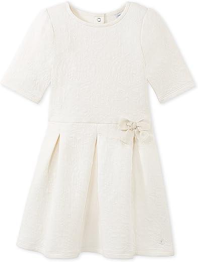 فستان جاكار مطرز للفتيات من بيتيت باتو