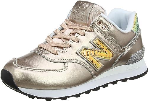 New Balance Damen 574v2 Glitter Pack Sneaker