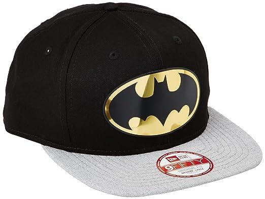 New Era 9FIFTY Logo Weld Batman Snapback Cap at Amazon Men s ... 1baf4b9279a