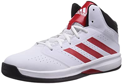 8ef9fcfe3780 Adidas Isolation 2 White Basketball Sports Shoes  Buy Online at Low ...