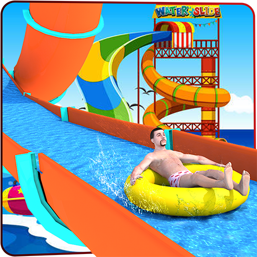 Water Slide Real Adventure 3D ()