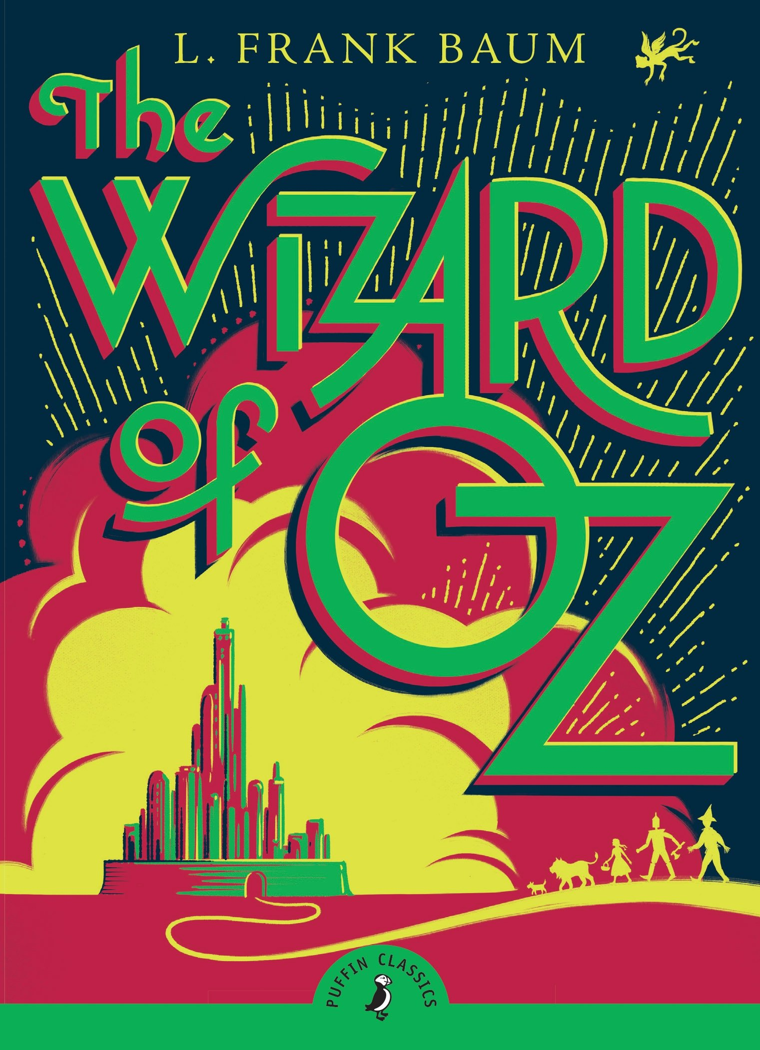 the wizard of oz puffin classics amazon co uk l frank baum