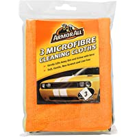 ARMORALL 3 Microfibre cleaning Cloths