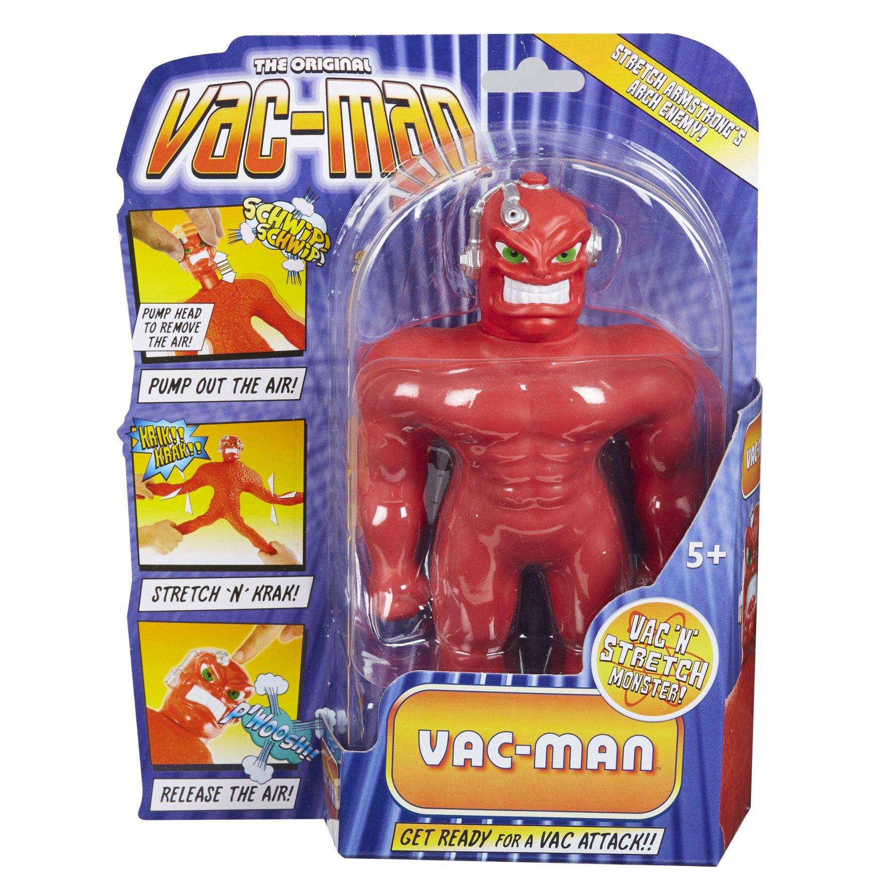 Stretch 06720 Toy, Red, 7-Inch