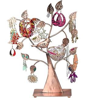 Amazoncom Jewelry Tree with Nest Home Kitchen