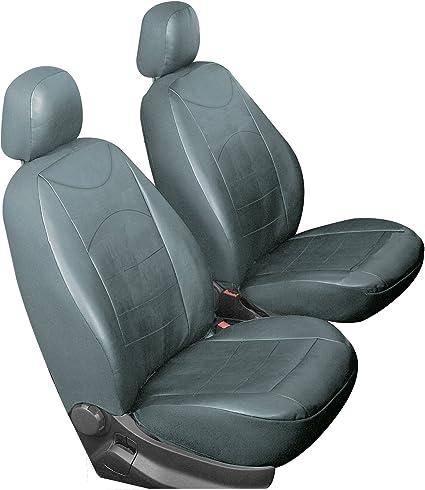 1 juego de 9 piezas Cubiertas de asientos universales integrales para autom/óviles reposacabezas delantero trasero Juegos completos Cubiertas de asientos autom/ática Fundas para asientos de autom/óvil