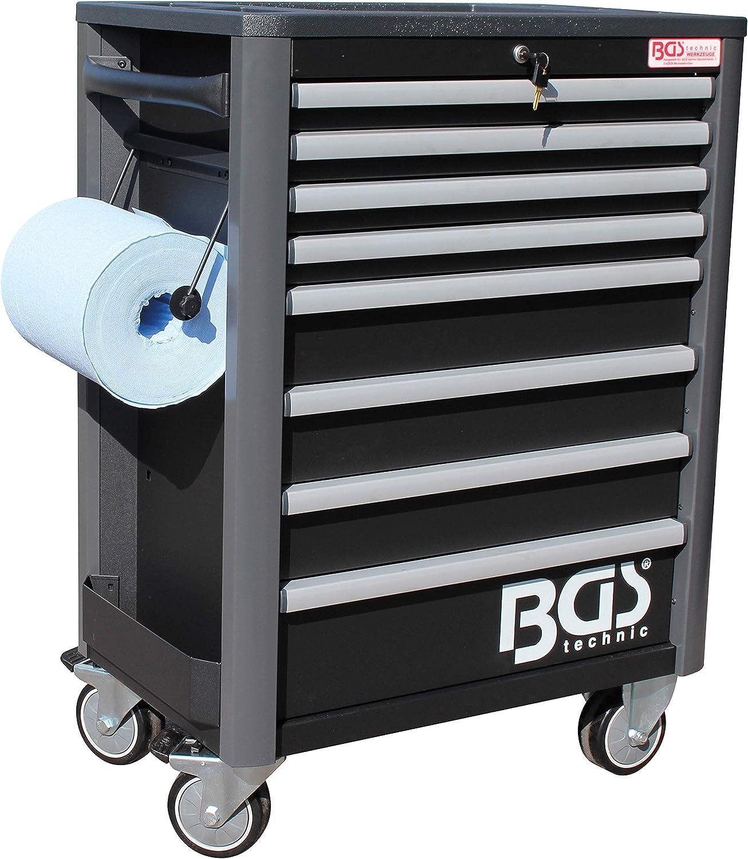 Support /à rouleaux de papier pour servante datelier PROFI BGS 67161