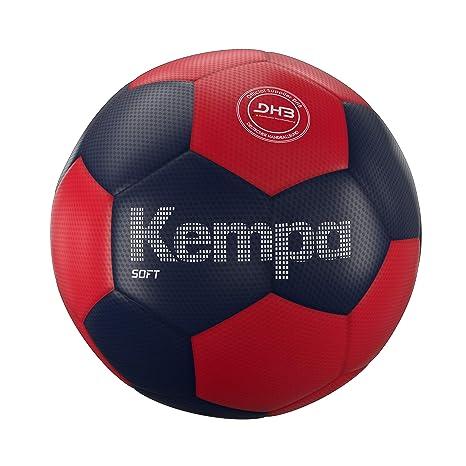 Kempa Soft EBBE & FLUT balón para Deportes Escolar y Ocio de ...