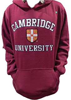 Official Cambridge University Hoodie - Official Apparel of the Famous Univeristy