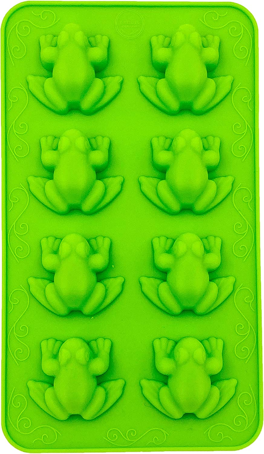 Frozen Frogs Silicone Mold Passover Bake Ware and Ice Tray