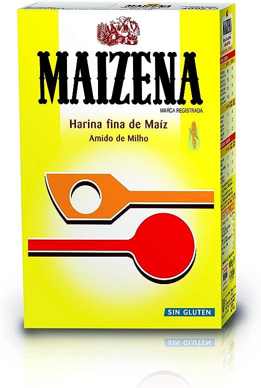 Maizena - Harina Maíz, 700 g: Amazon.es: Alimentación y bebidas