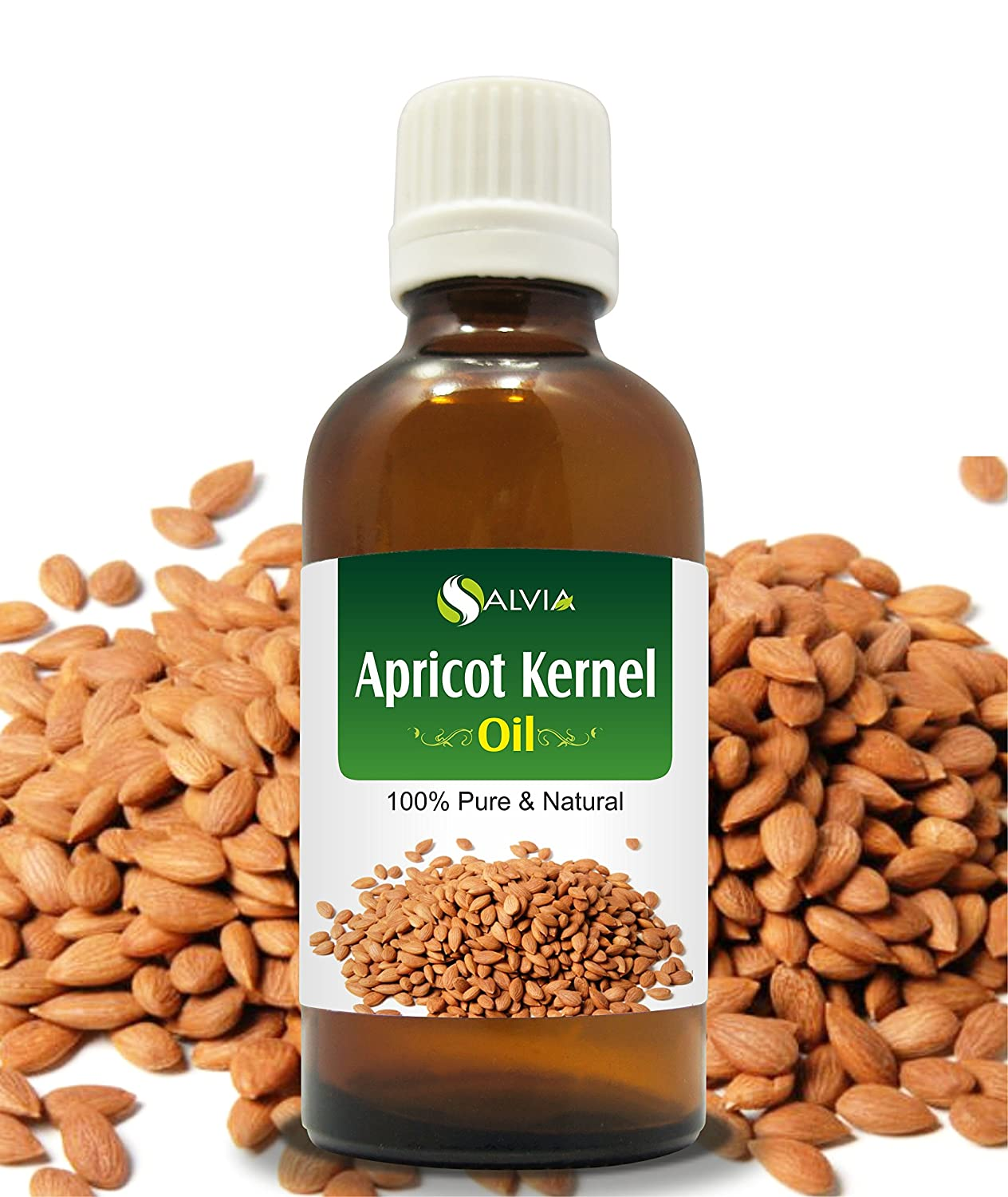 APRICOT KERNEL OIL 100% NATURAL PURE UNDILUTED UNCUT CARRIER OIL 50ML