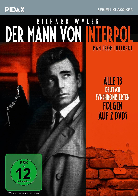 Der Mann Von Interpol Man From Interpol Alle 13 Deutsch