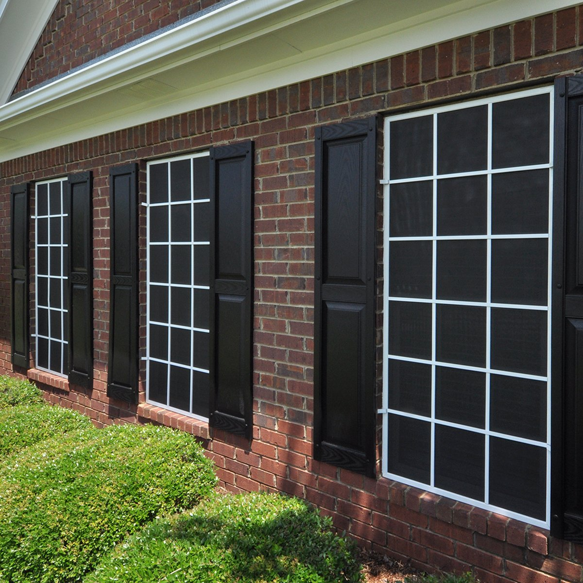 Phifer 3001973 SuperSolar Screen, 84'' x 50', Charcoal by PHIFER (Image #3)