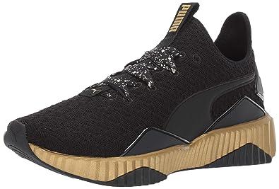 4641c26b1d4 PUMA Women s Defy Sneaker