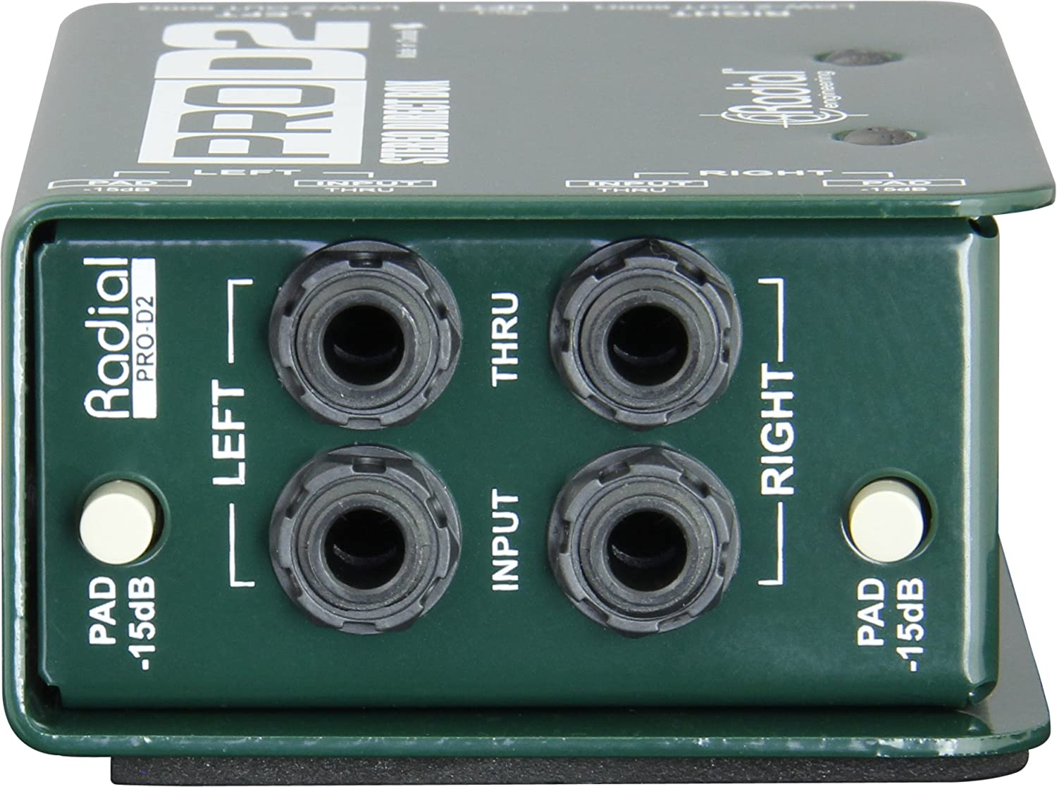 Radial ProD2 Passive 2 Channel Direct Box 3-Pack
