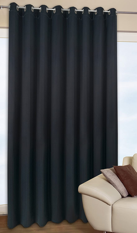 Moderne, sanft fallende Verdunkelungsgardine Verdunkelungsvorhang Vorhang Thermo - Gardine