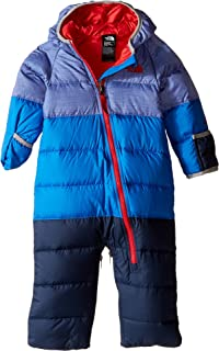 c844f3e64f19 THE NORTH FACE Baby Girls  Lil  Snuggler Down Bunting  Amazon.ca ...