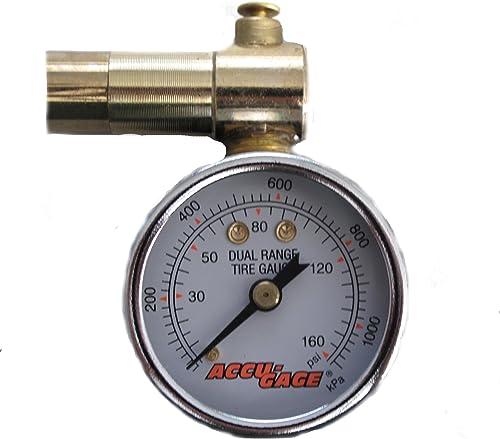 AccuGage Tire Pressure Gauge
