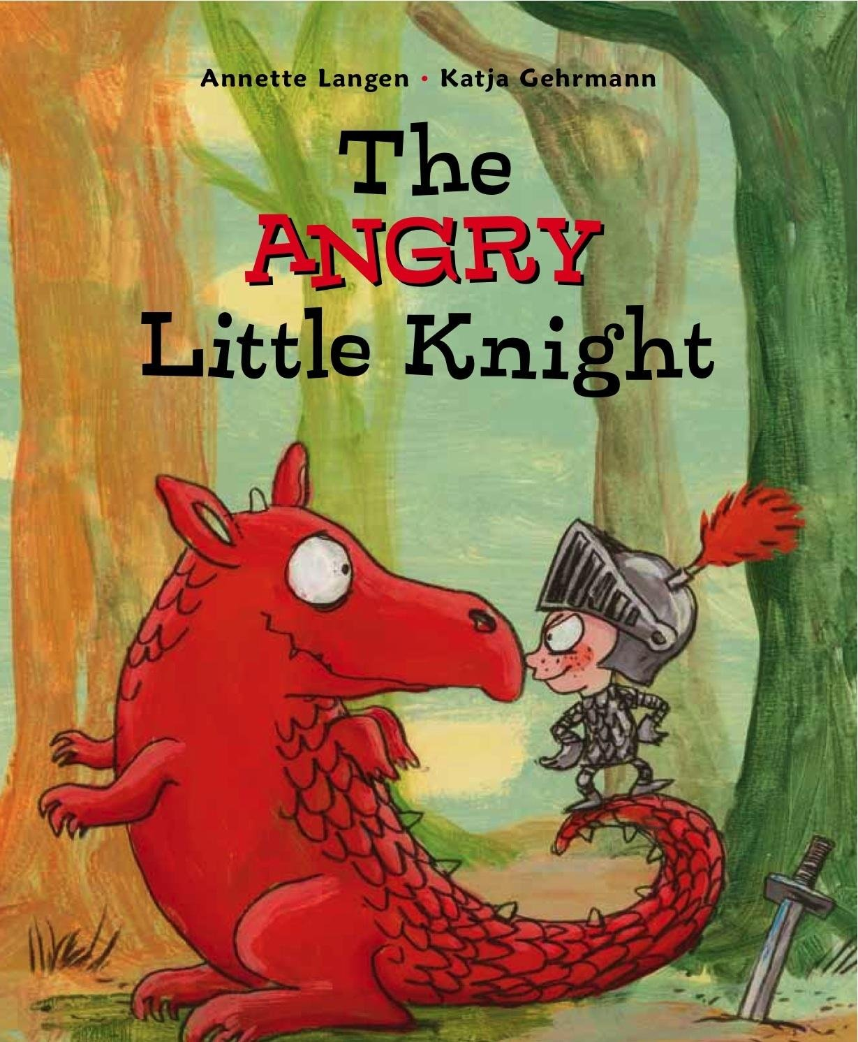Read Online The Angry Little Knight pdf