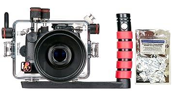 Canon G16 carcasa submarina para cámara w/TTL por Ikelite ...
