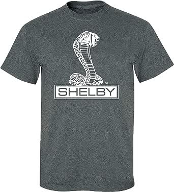 Ford Shelby Cobra Car T-Shirt Adult Men's Short Sleeve