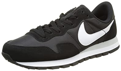 sports shoes cb019 73e29 Nike Air Pegasus 83, Baskets Basses Homme, Noir (Black Pure Platinum/White