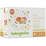 Amazon.com: Babyganics Face, Hand & Baby Wipes, Fragrance