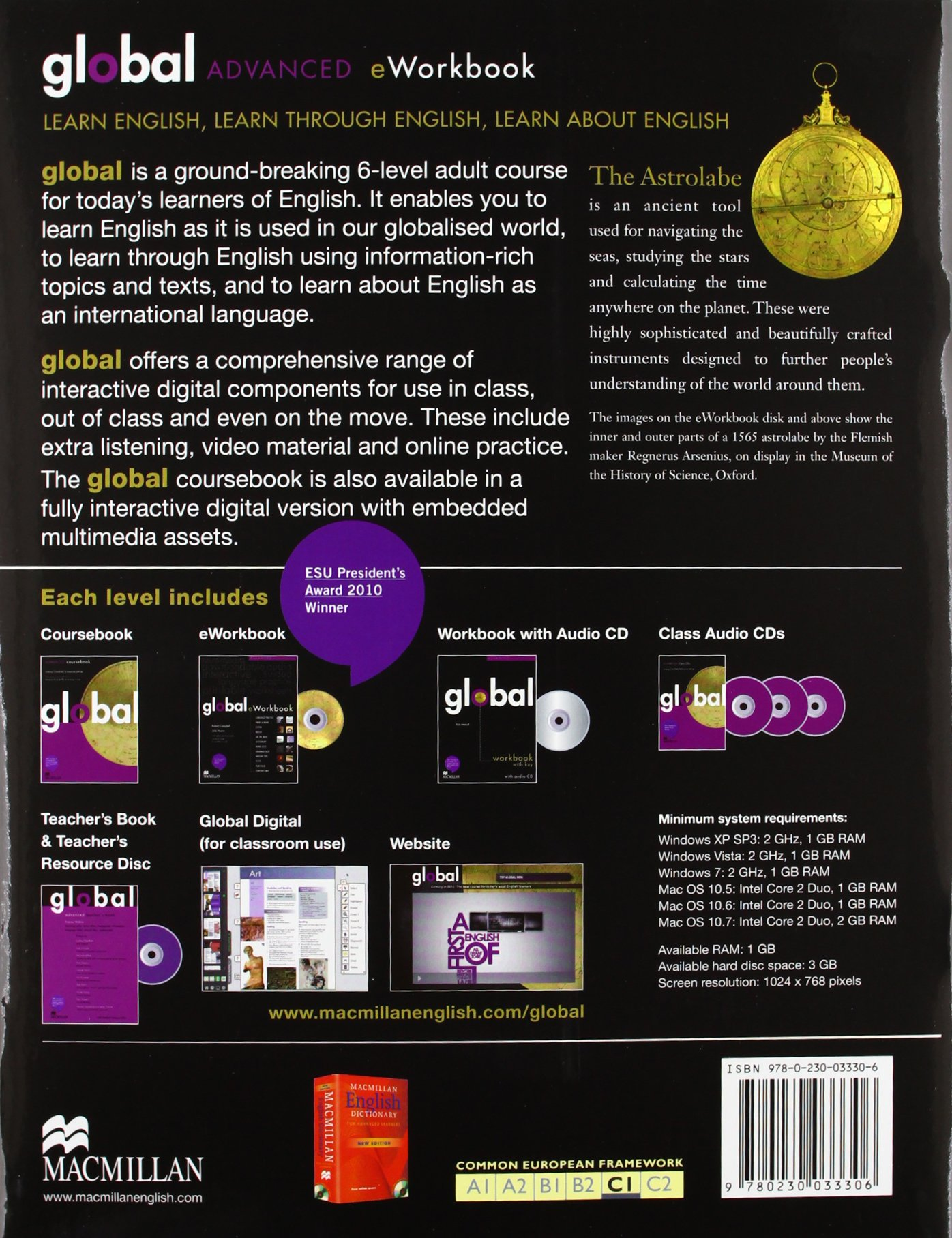 Global advanced coursebook with eworkbook pack lindsay clandfield global advanced coursebook with eworkbook pack lindsay clandfield 9780230033306 amazon books fandeluxe Gallery