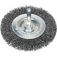 Escova de Aço 75X0.3 mm, Bosch 2608622007-000, Cinza