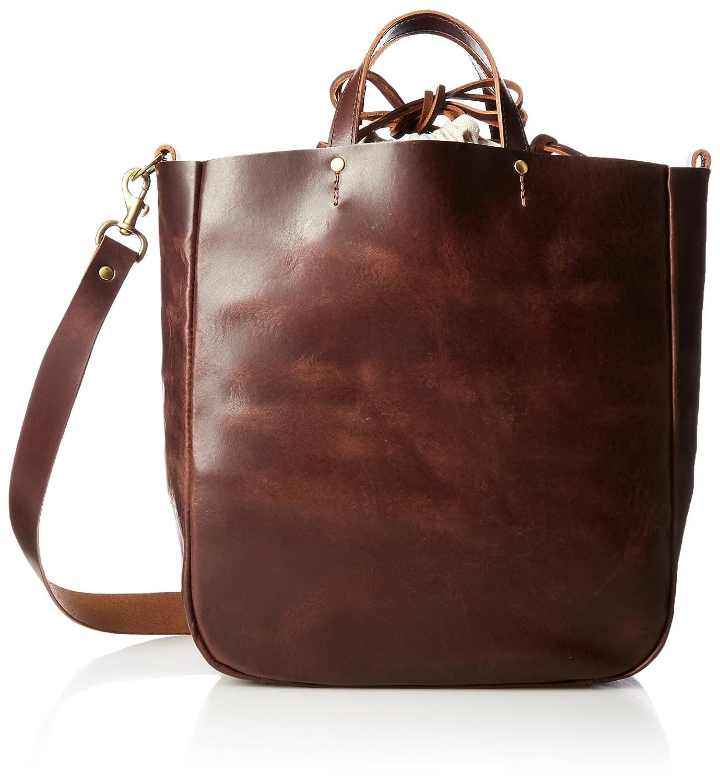[スロウ] トートバッグ herbie 2way tote bag 49S122G B075LFF7JDレンガ