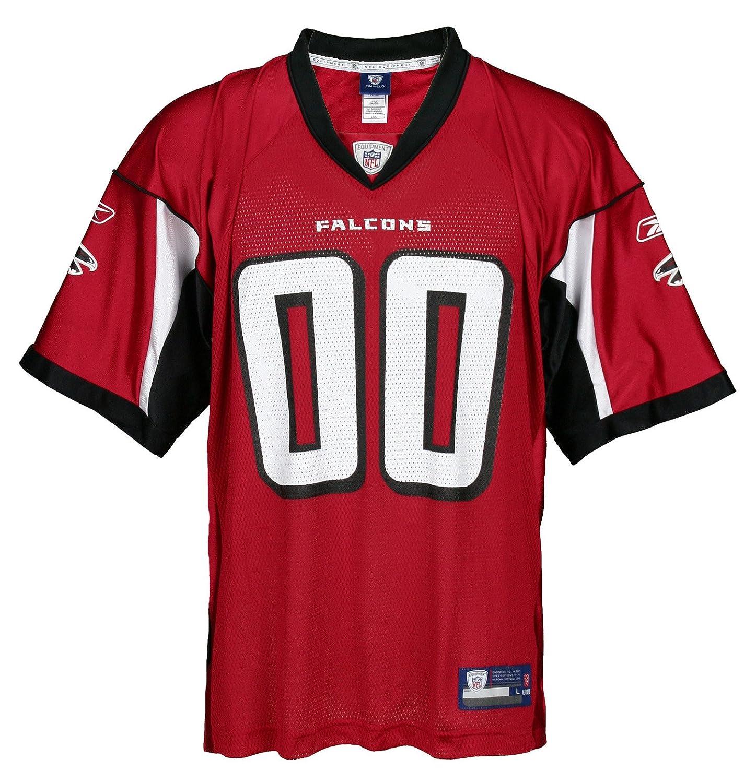 Amazon.com  Atlanta Falcons NFL Mens Team Replica Jersey 19fe78102a