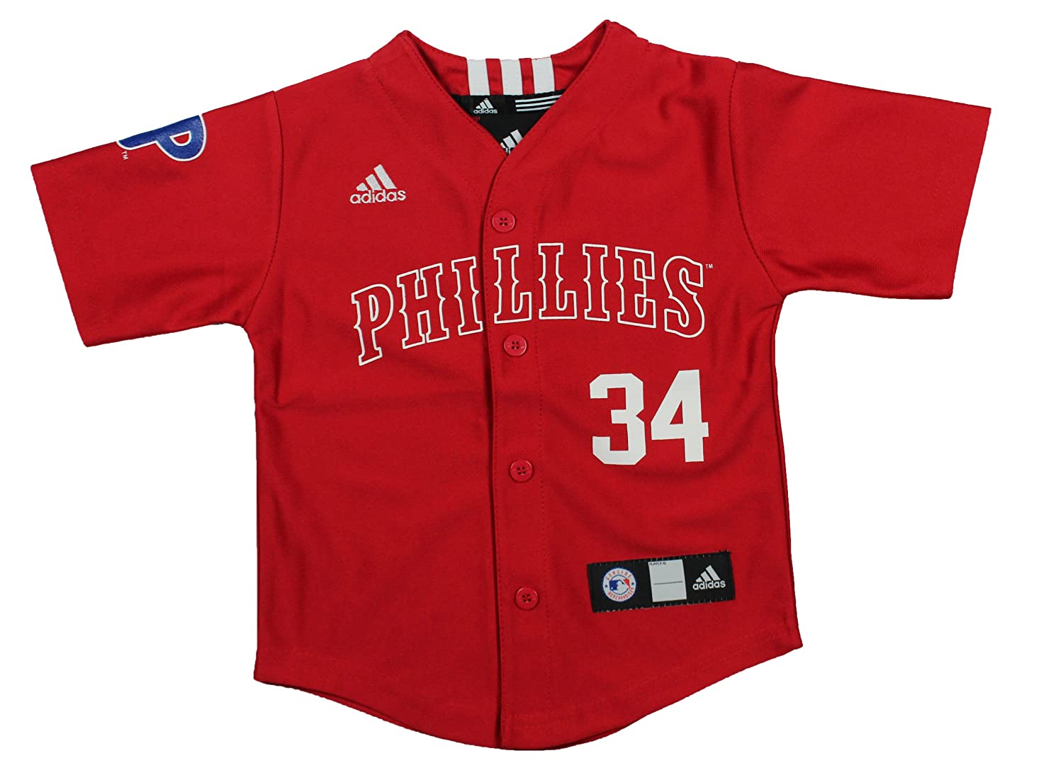 MLB Philadelphia Phillies Roy Halladay Toddlers Jersey