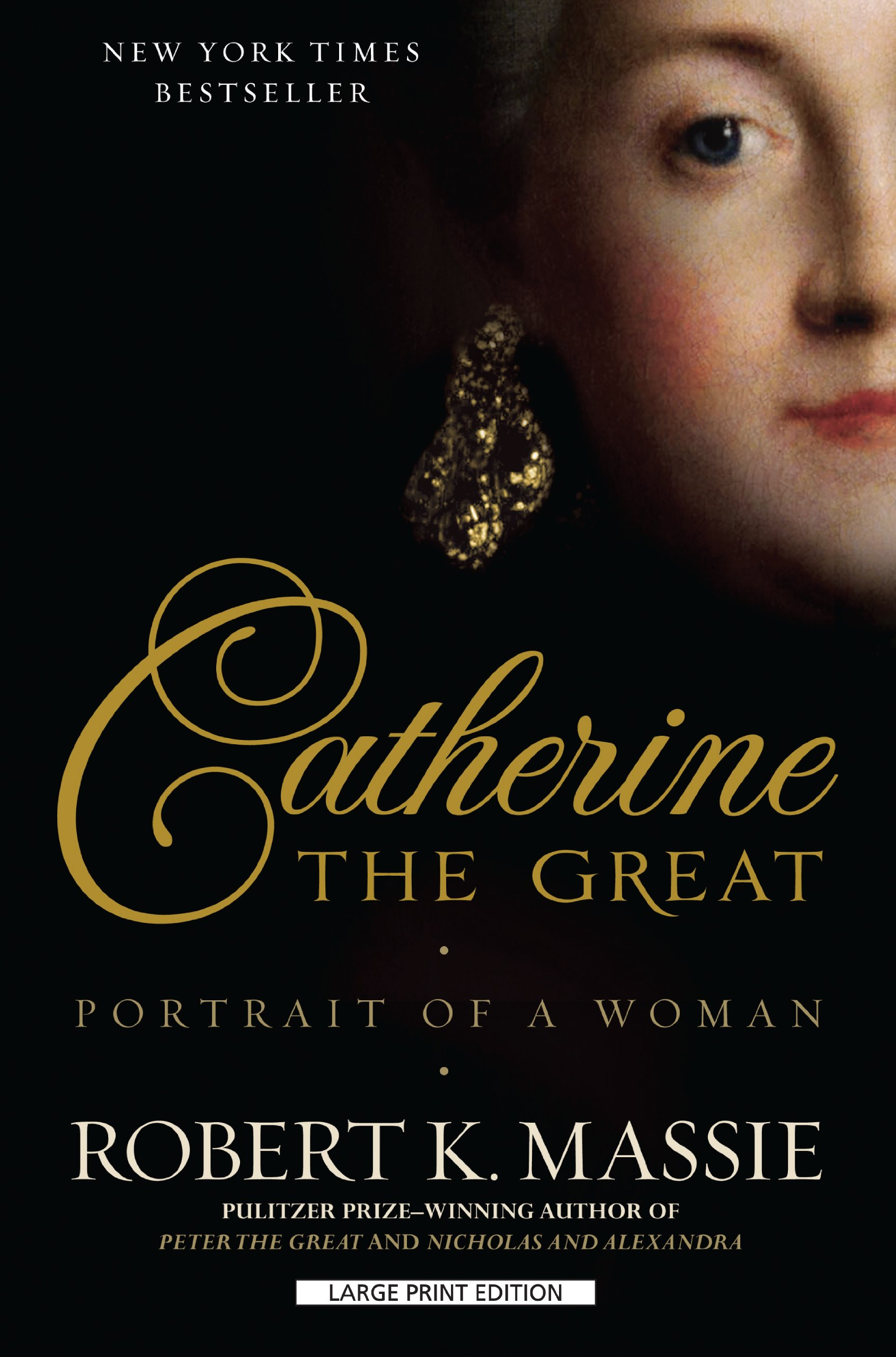 Catherine The Great (Thorndike Press Large Print Basic) ebook