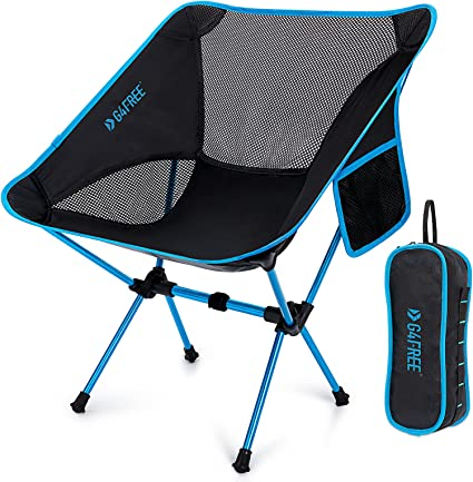 Lightweight Folding Camping Chair Portable Outdoor Fishing Seat Ultra-Light