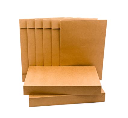 Hallmark Shirt Size Gift Boxes For Birthdays Christmas Father S Day And More Pack Of 5 Kraft Brown