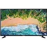 "Samsung UE55NU7093UXXH LED TV Series 7 (2018), 139,7 cm (55"") 4K Ultra HD Smart TV WiFi, 3840 x 2160 Pixeles, Nero"