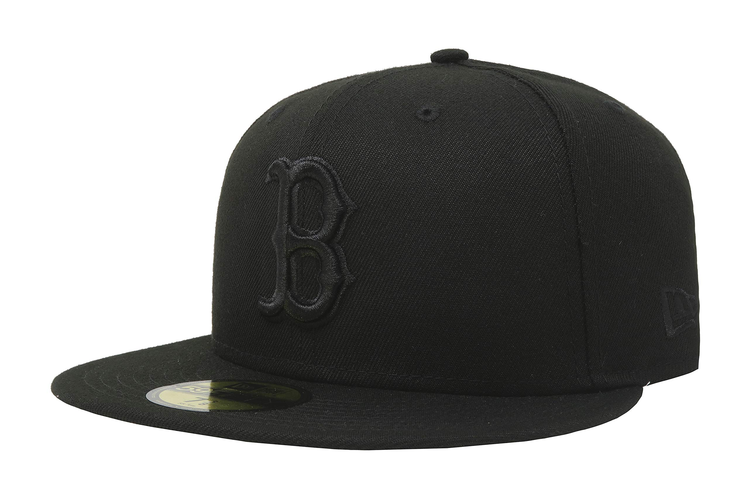 New Era Boston Red Sox MLB Classic 59FIFTY Fitted Cap Black 7 1/2
