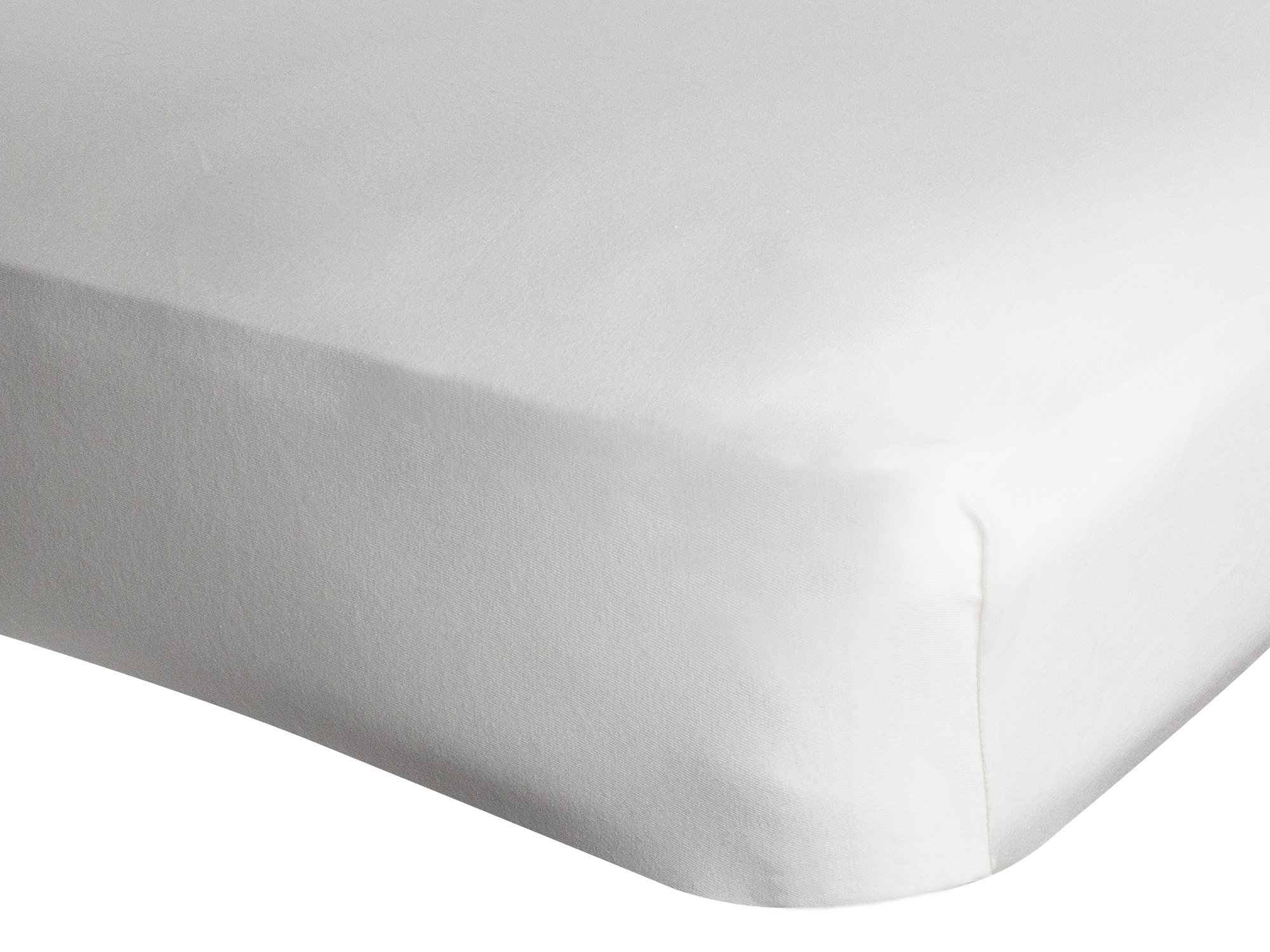 Organic Fitted Crib Sheet - GOTS Certified -100% Organic Cotton- Jersey Knit - More than Organic, Ultra-comfy, Clean and Safe Sheets (Natural/Ecru/Off White) by Inspirational NEST (Image #5)