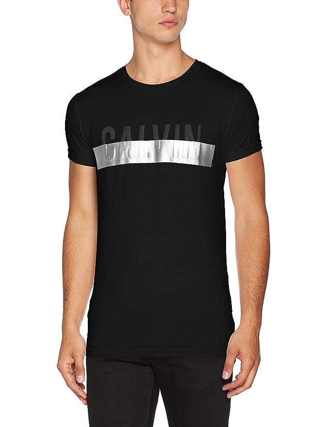 Calvin Klein Jeans Herren T-Shirt Toler Slimfit CN Tee SS: Amazon.de:  Bekleidung
