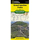 Grand Junction, Fruita (National Geographic Trails Illustrated Map)